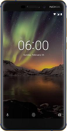 6.1 (2018)  Dual SIM 32GB noir