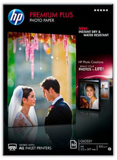 CR 674A Premium Plus Photopaper glossy