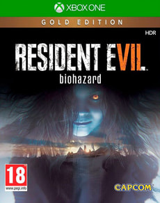 Xbox One - Resident Evil 7 Gold Edition