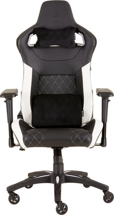 T1 RACE Fauteuil gaming blanc