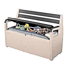 GARTENBANK/BOX PLASTIK