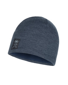 KNITTED & POLAR HAT SOLID