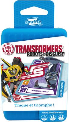 Shuffle Transformers (F)