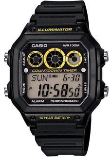 Armbanduhr AE-1300WH-1AVEF
