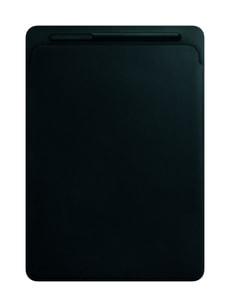 Étui en cuir pour iPad Pro 12,9 pouces - Noir