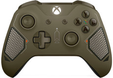 Microsoft Wireless Controller - Combat Tech