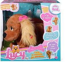 Cagnolino Lucy italiano