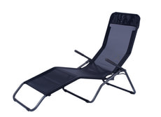 Chaise relax Saluta