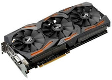 GeForce GTX1070 STRIX 8G