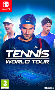 Switch - Tennis World Tour (D/F)