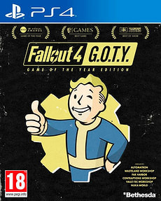 PS4 - Fallout 4 - GOTY Edition D