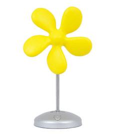 Flower Fan gelb
