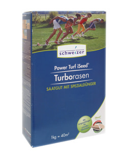 Power Turf iSeed Turborasen,  1 kg