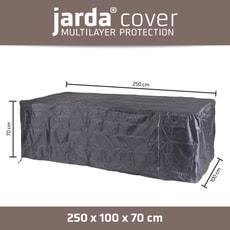 Housse de protection rectangulaire 250x100xH70