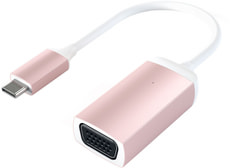 USB-C zu VGA Adapter