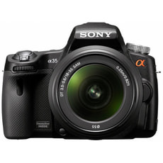 SLT A35 Kit 18-55mm Spiegelreflexkamera