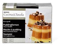 Moules à pudding