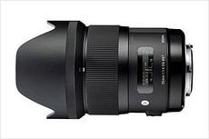 35mm / f 1.4 DG HSM für Nikon CH-Garantie