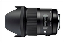 35mm / f 1.4 DG HSM per Nikon CH-Garantie