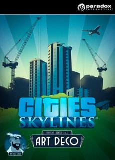 PC/Mac - Cities: Skylines - Art Deco Content Creator