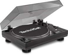 TechniPlayer LP 300 - Schwarz