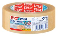tesapack® ultra strong 66m:38mm transparent