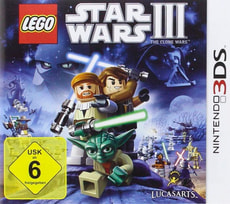 3DS - LEGO Star Wars III
