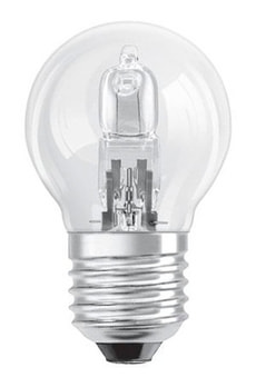 Halogen E27 30W DUO