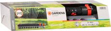 Viereckregner Aquazoom Comfort 250/2