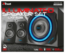 GXT 628 2.1 Illuminated Speaker
