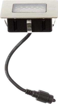 EASY CONNECT LED Spot à encastrer bois, 10 x 6 cm