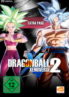 PC - Dragon Ball Xenoverse 2 - Extra Pass