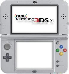 NEW 3DS XL édition SNES