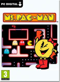 PC - Pac-Man Museum: Ms. Pac-Man DLC - D/F/I