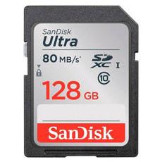 Ultra 80MB/s SDXC 128GB