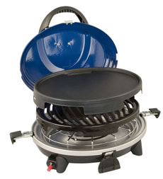 3 IN 1 GRILL STOVE CV470