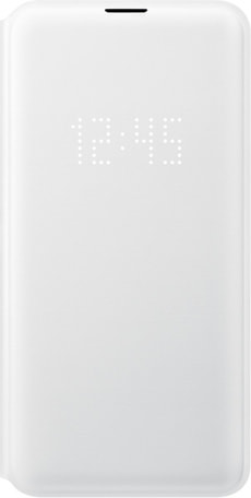 LED View Cover white