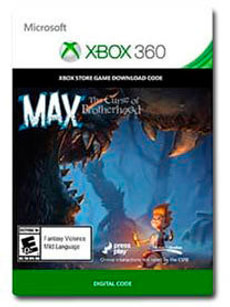 Xbox 360 Max - The Curse of Brotherhood