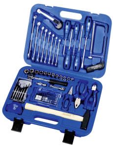 Mallette d'outils Classic composée de 54 pièces