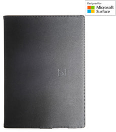 "Case per Surface 5 Pro 12.3"" - nero"