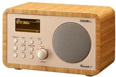 Sailor Concerto 7 - Bambus Internet / DAB+ Radio