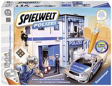 Tiptoi Spielwelt Feuerwehr (D)