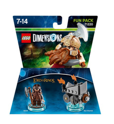 "LEGO Dimensions Fun Pack Lord of the Rings ""Gimli"""