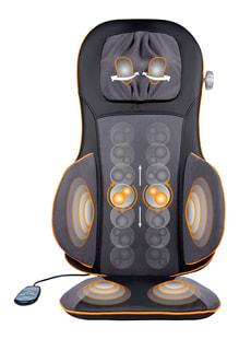 Massaggio Shiatsu MC825 nero