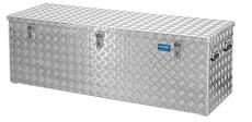 box en aluminium R375 Alu tôle gaufrée 3mm