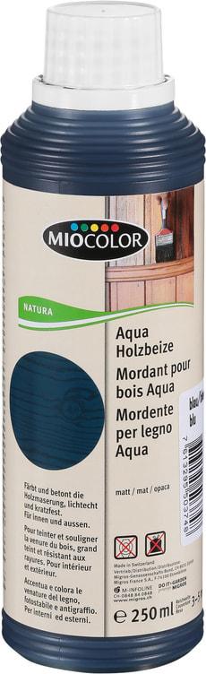 Aqua Holzbeize Blau 250 ml