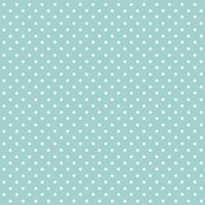 Atelier Serviettes, 20 pcs. 25x25 cm, Lulu bleu