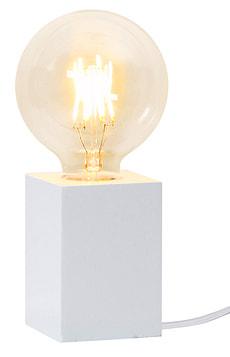 Lampe de table Lys, blanc