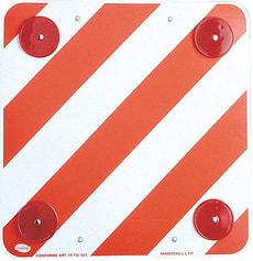 Warntafel Kunststoff CH/DE/AUT