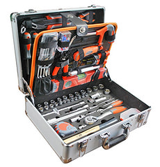 Werkzeugkoffer 137 tlg.
